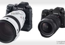 ong kinh Fujifilm XF 200mm f/2 va 8-16mm f/2.8 chuan