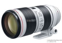 ong kinh Canon 70-200mm f/2.8L IS mark III va Canon f/4L IS mark II chuan