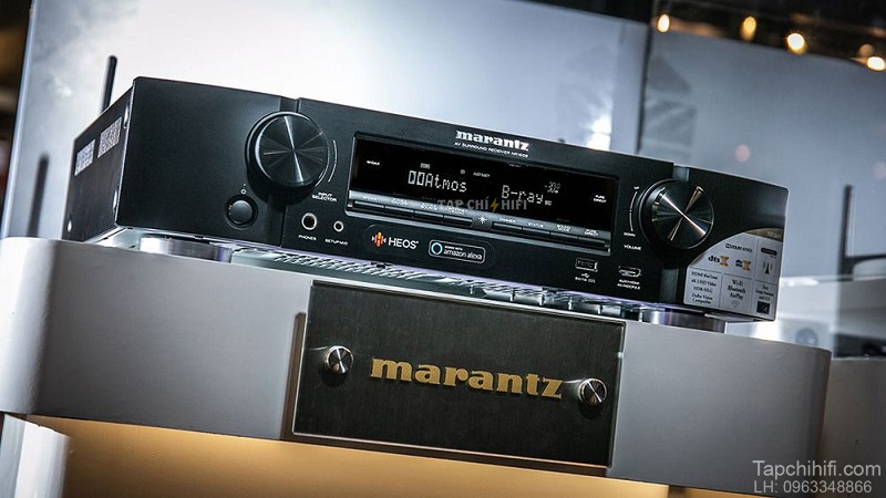 Ampli Marantz NR1609 chat