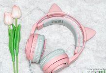 Tai nghe Somic G951 Pink