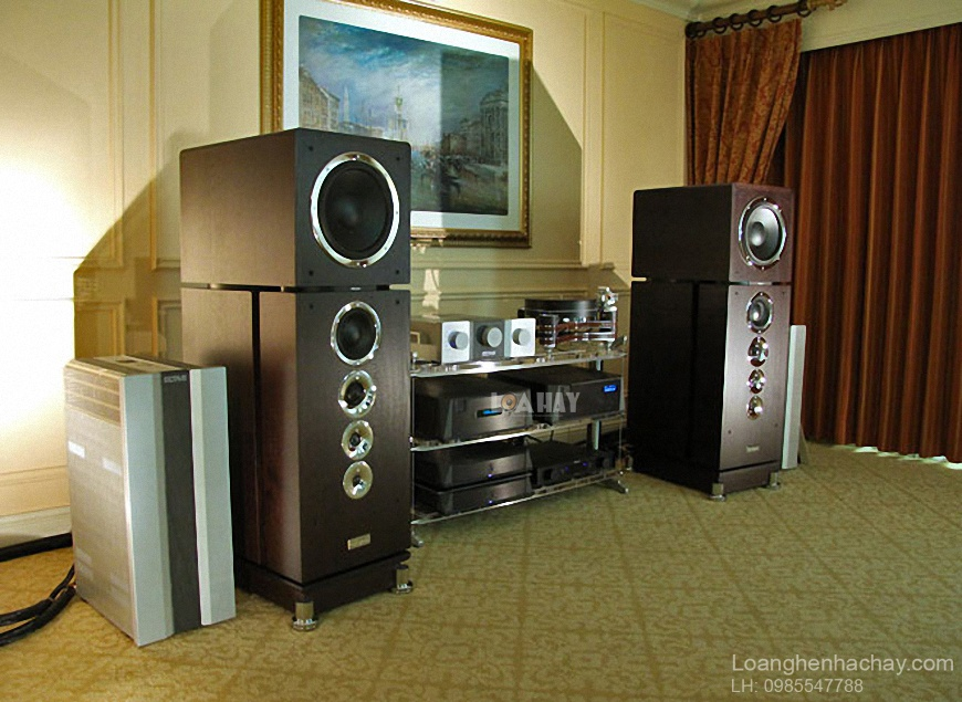 Loa Dynaudio Consequence Ultimate Edition chat