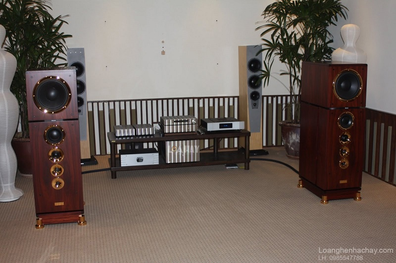 Loa Dynaudio Consequence Ultimate Edition dep