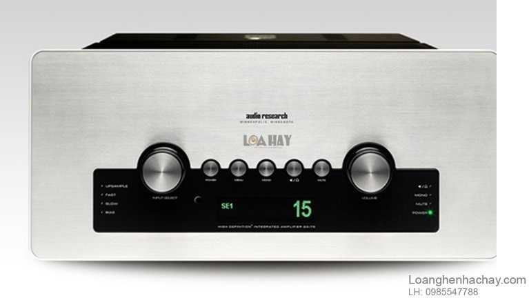 Ampli Audio Research Gsi75 chat