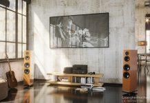 Loa Pylon Audio Diamond 30 chuan
