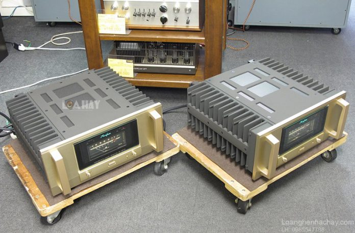 Power ampli Accuphase M6200 chuan