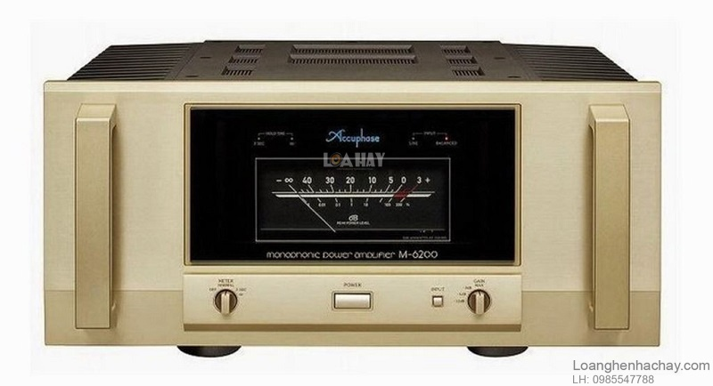 Power ampli Accuphase M6200