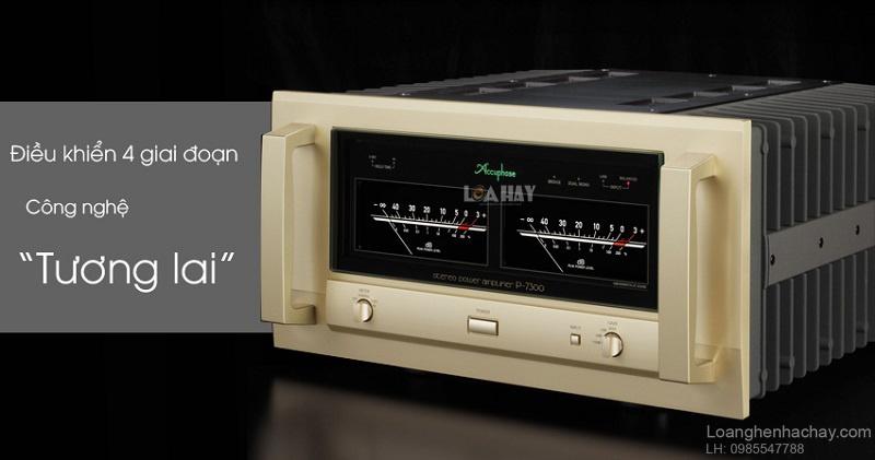 Power ampli Accuphase P-7300 dep