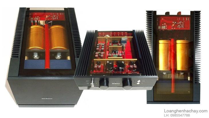 Preamp Brinkmann line-stage Marconi Mk II chat