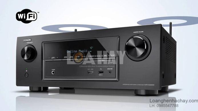 Ampli Denon AVR-X2200W tot loanghenhachay