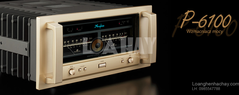 Power ampli Accuphase P-6100 tot loanghenhachay