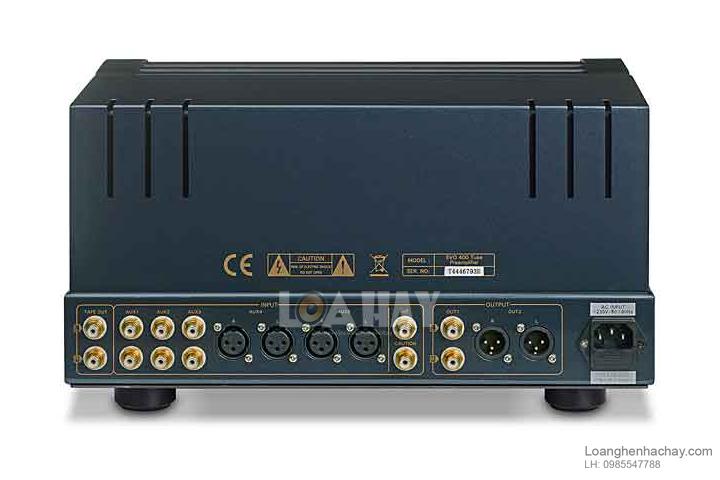 Pre amp PrimaLuna EVO 400 mat sau loanghenhachay