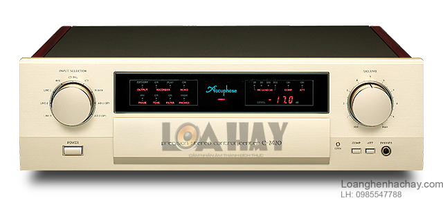 Pre ampli Accuphase C-2420 loanghenhachay