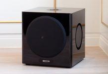 loa monitor audio gold w12 black