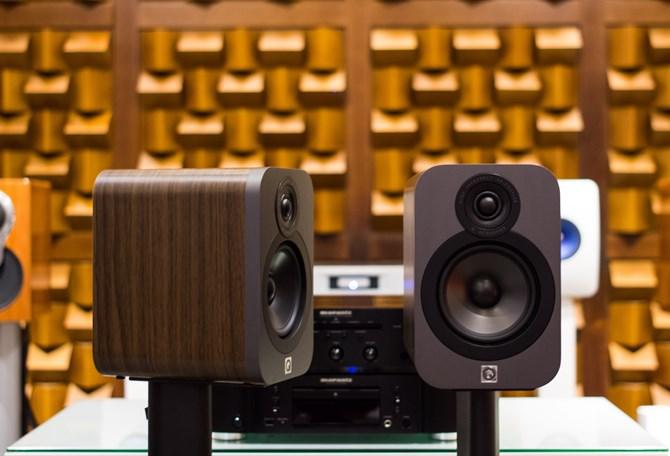 loa Q Acoustics 3020