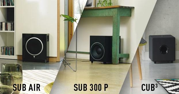 Focal sub 300P
