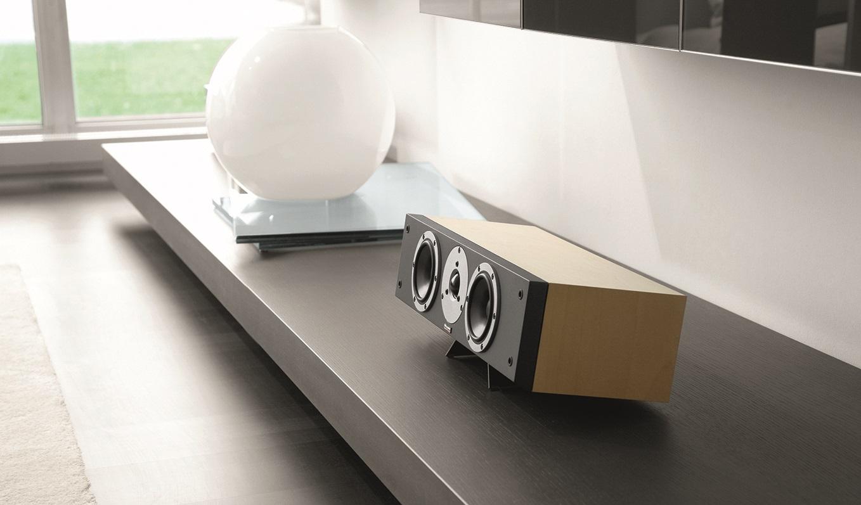 Dynaudio Excite X24 có thiết kế tinh tế
