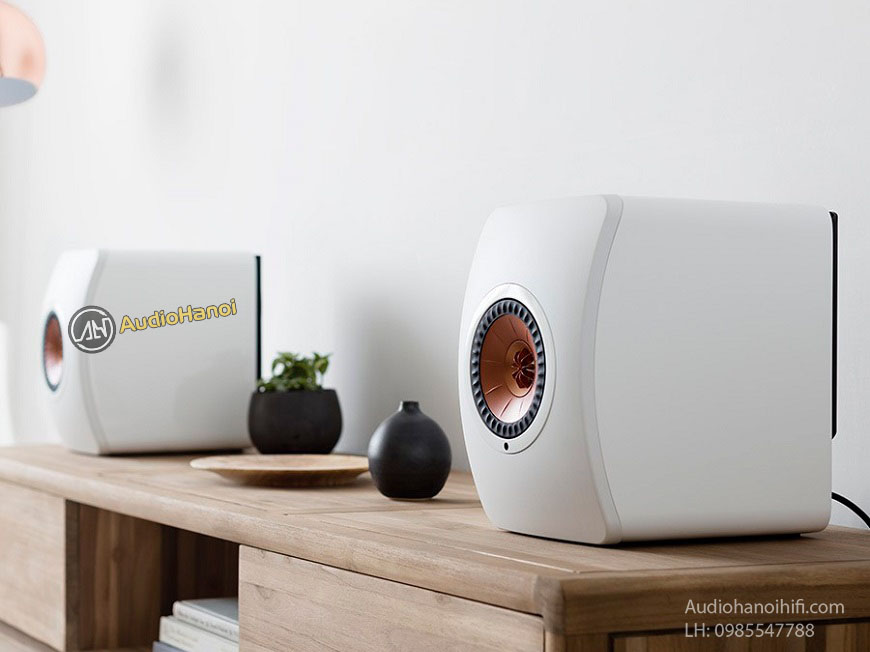 Loa KEF LS50 Wireless tot