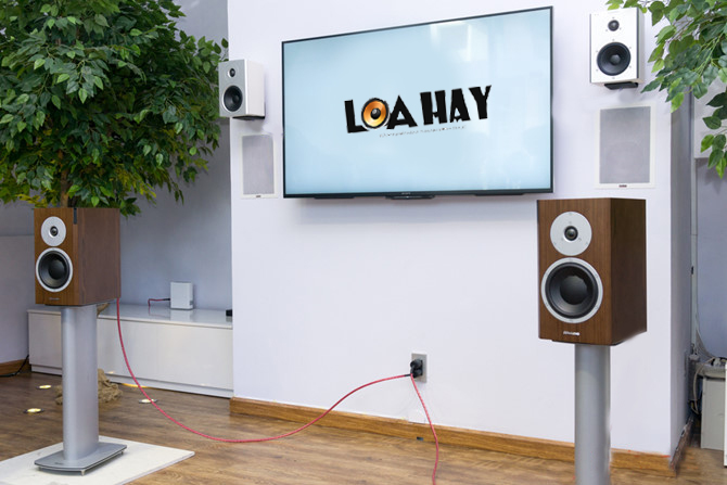 loa khong day dynaudio
