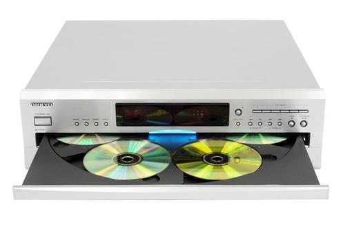 1. Đầu CD Onkyo DX-C390