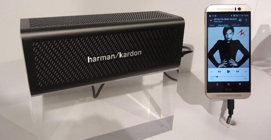 1. Loa Harman Kardon HK One