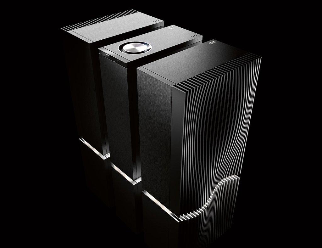 1. Power ampli Naim NAP S1