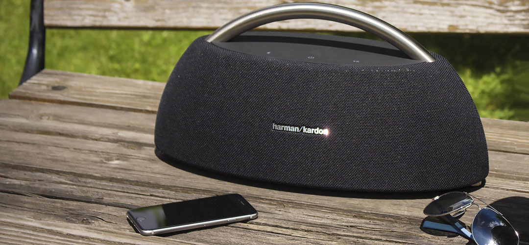 2. Loa Harman Kardon Go+Play