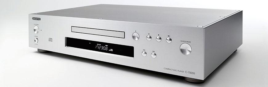 6. Đầu CD Onkyo C-7000R