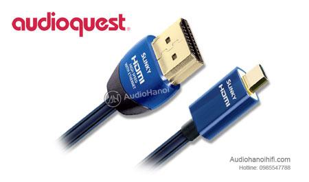 5. AudioQuest HDMI Slinky jack Micro