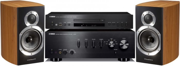 Ampli Yamaha 1