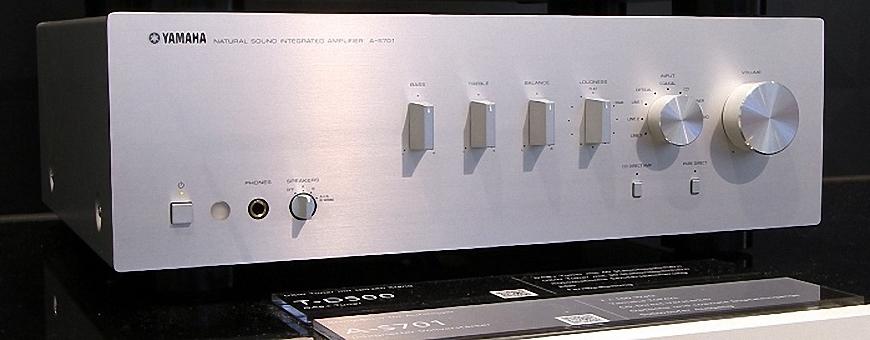 Ampli Yamaha 4