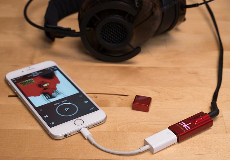 AudioQuest DragonFly USB DAC