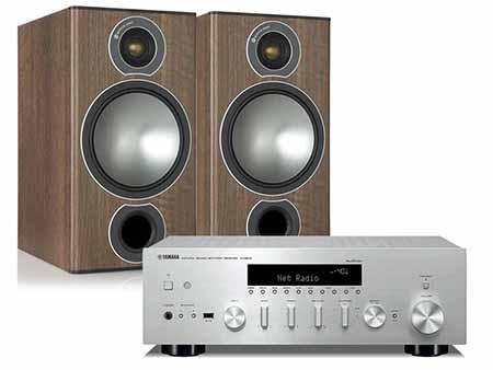 dong Stereo Receivers Yamaha series 2