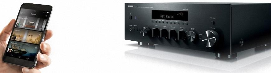 dong Stereo Receivers Yamaha series 3
