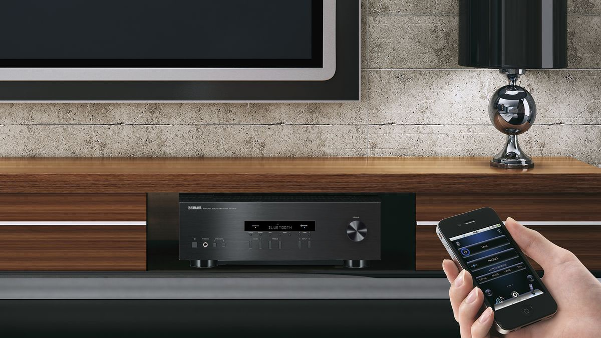 dong Stereo Receivers Yamaha series