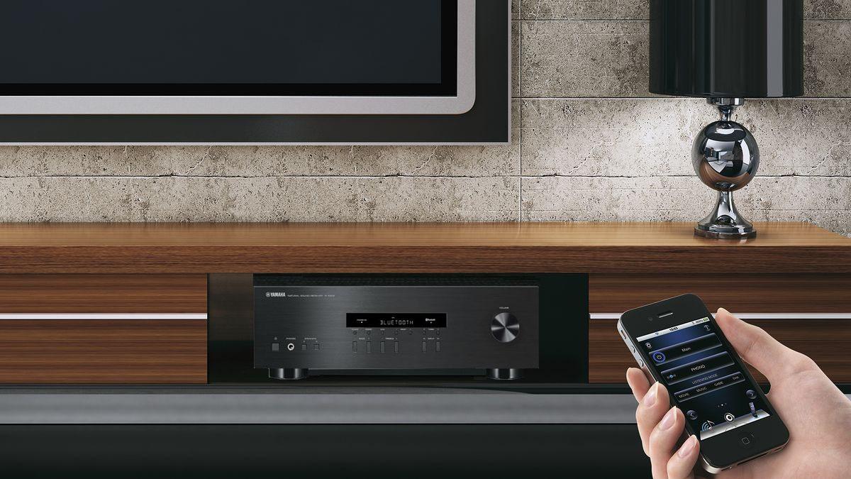 dong Stereo Receivers Yamaha series