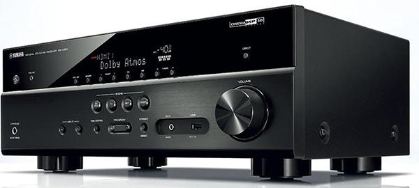ampli Yamaha RX-V581