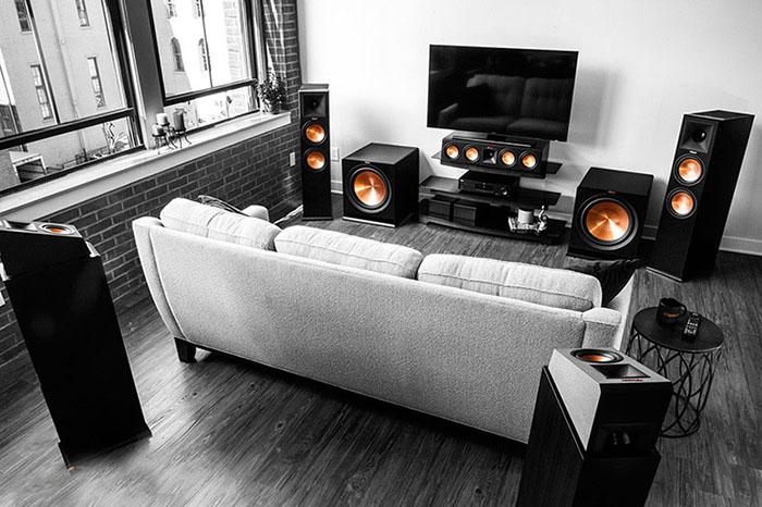 Klipsch RP-280 Home Theater 2