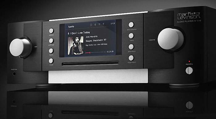 ampli Pre và Power Mark Levinson 1
