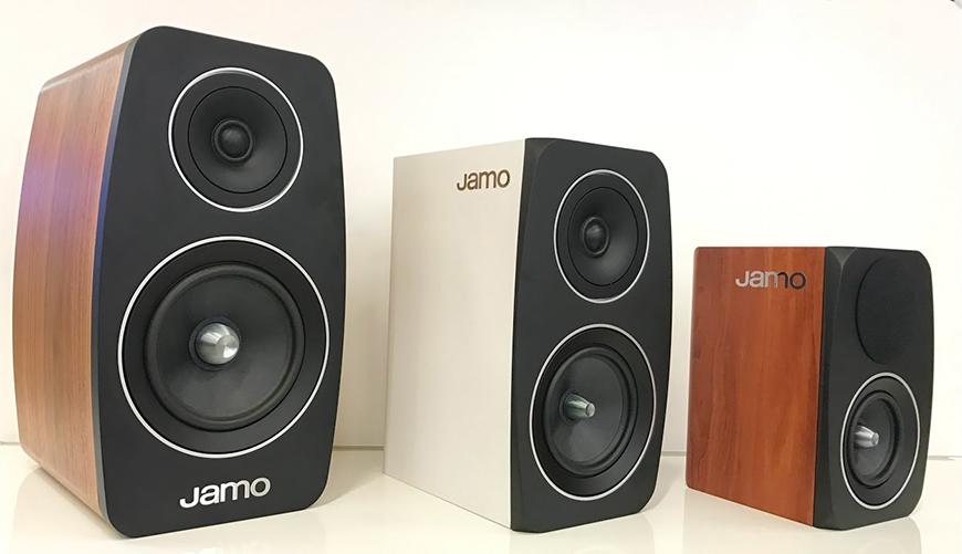 Loa Jamo C93 dep