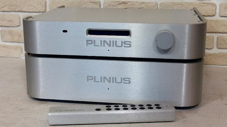 Power ampli Plinius P10 dep