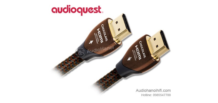 day tin hieu AudioQuest HDMI Chocolate