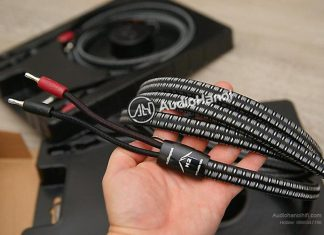 Day loa AudioQuest K2 Flat Rock chuan