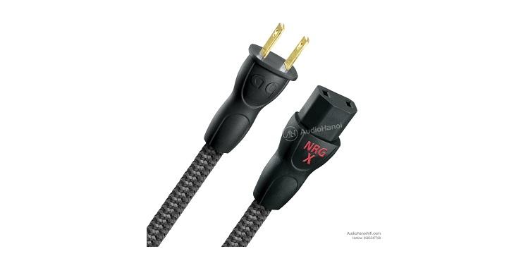 day nguon AudioQuest NRG-X2 2-Pole AC