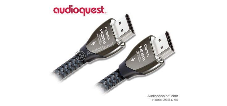 day tin hieu AudioQuest HDMI Carbon