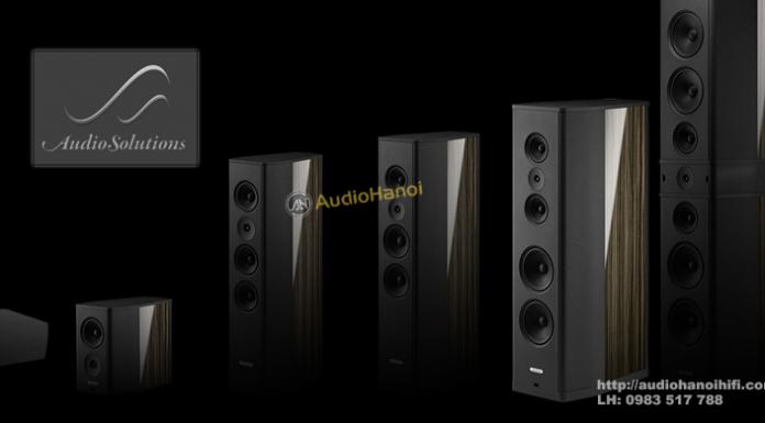 loa AudioSolutions Figaro XL chuan