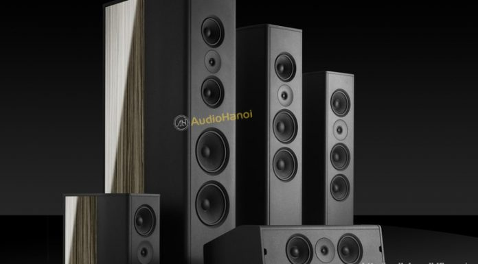 loa AudioSolutions Figaro S chuan