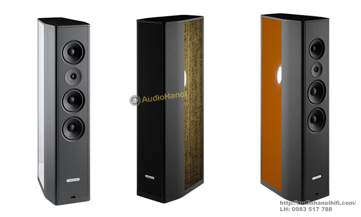 loa AudioQuest Figaro M chat