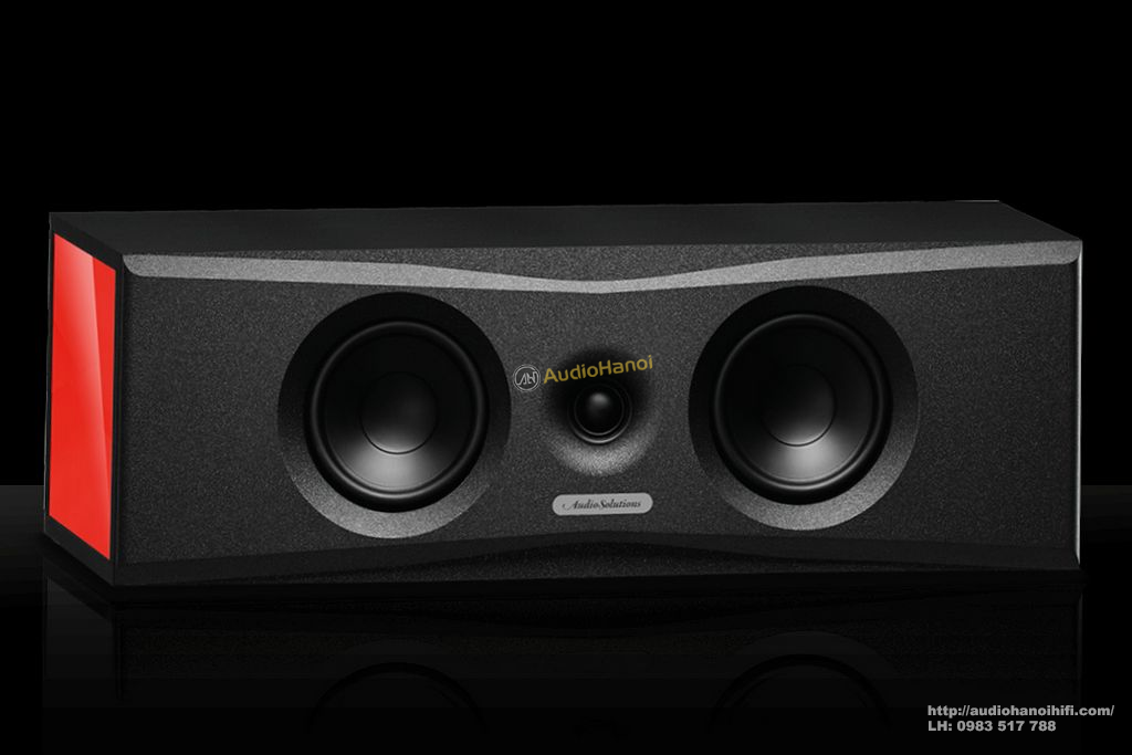 loa AudioSolutions Overture O201C chat