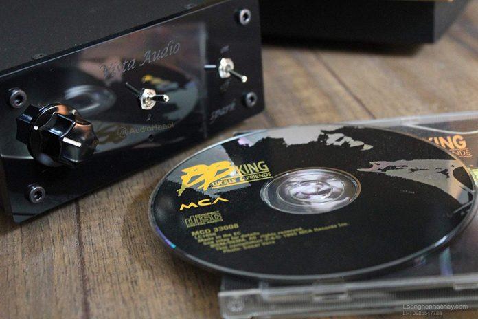 Ampli Vista Audio Spark chuan