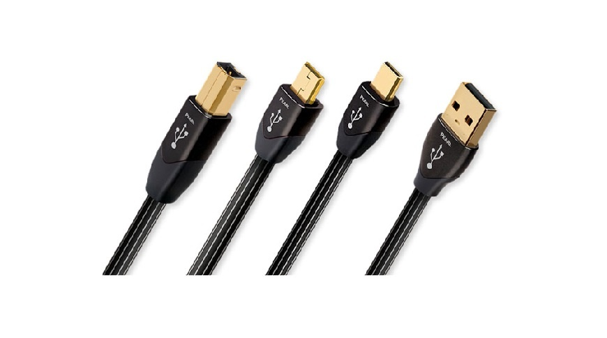 day tin hieu USB AudioQuest Pearl